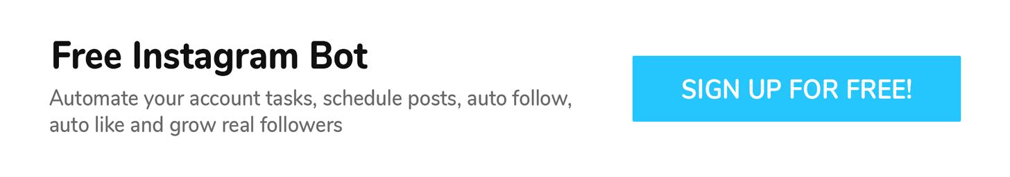 instagram bot signup