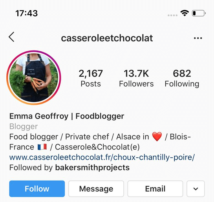 good instagram bios
