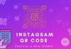Instagram QR code
