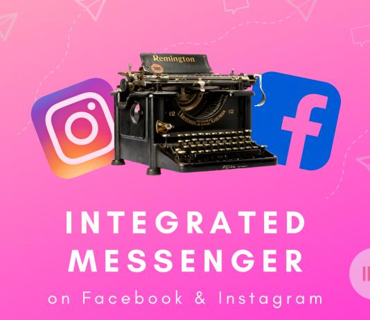 instagram facebook messenger