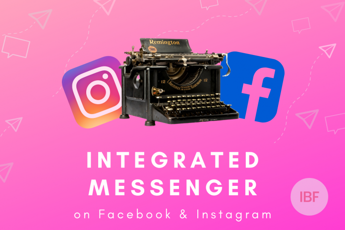 instagram facebook messenger