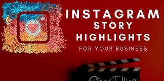 Instagaram Story Highlights