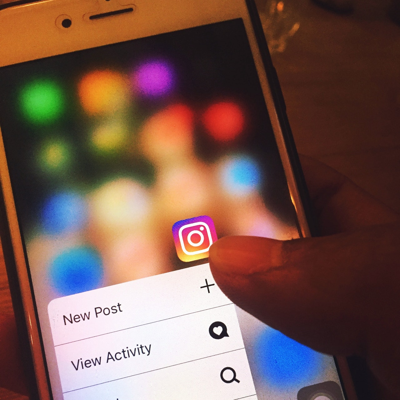 Instagram not posting to facebook