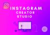 instagram creator studio