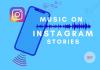 Music on Instagram Stories