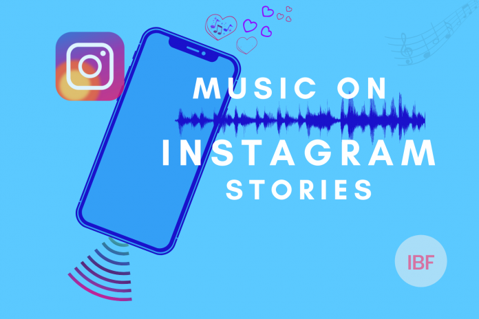 Music on Instagram Stories
