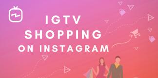 igtv shopping