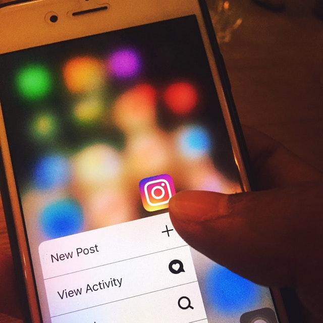 Posting Content on Instagram